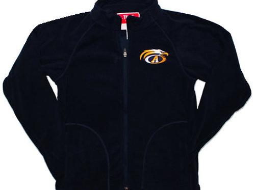 Microfleece Full Zip Jacket Navy