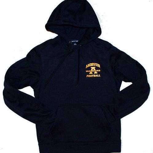 Sport Tek Repel Hooded Pullover