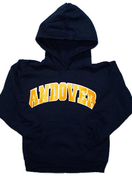 Port & Company - Pullover Hooded Sweatshirt Navy