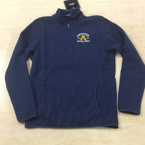 EMBROIDERED Women's Charles River Fleece Pullover