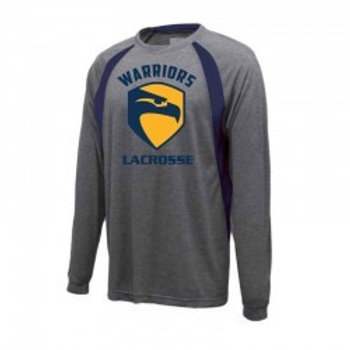 Andover Pre-game Performance Long Sleeve Tee