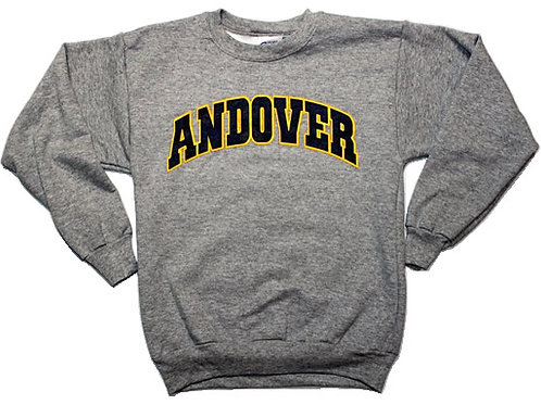 Port & Company - Crewneck Sweatshirt Grey