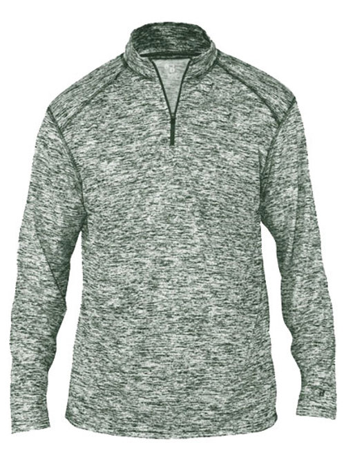 Badger 1/4 zip Men's Performance Pullover