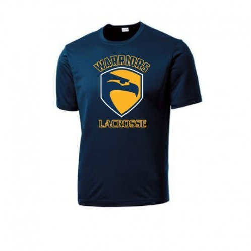 Andover solid navy Performance Tee