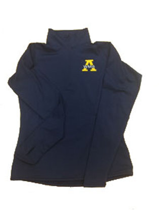 Sport-Tek® Ladies Stretch 1/2-Zip Pullover