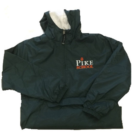 Charles River Classic Solid Pullover Forest