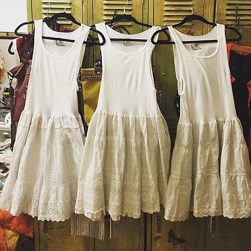 Victorian Petticote Slip Dress