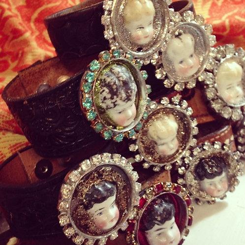 Frozen Charlotte Cuffs