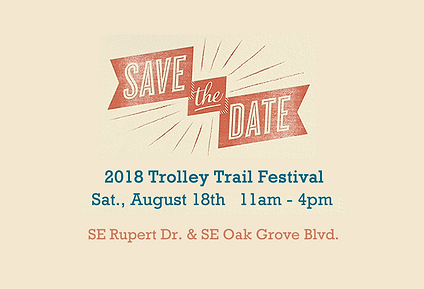 Oak Grove Trolley Trail Fest