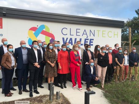 C'est parti pour une deuxième saison au Cleantech Booster !
