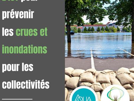 L'IoT pour prévenir les crues et inondations pour les collectivités