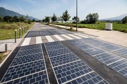 Wattway - La route solaire française