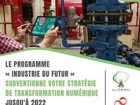 Financez vos projets de transformation numérique jusqu'à 2022 grâce aux aides de la région.