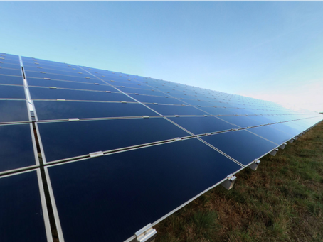 Prévenir les risques d'incendie des centrales photovoltaïques de EDF Renouvelables Services