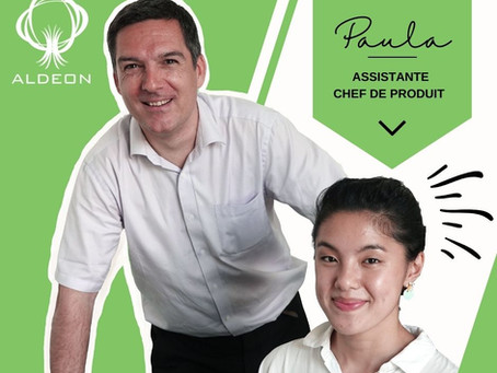 """Bienvenue à Paula, Assistante Chef de produit """"Alerte crue"""""""