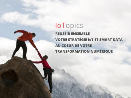 Aldeon et Alfileo créent IoTopics, une nouvelle offre IoT/Smart Data 360°