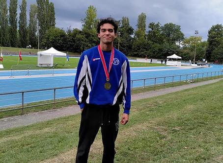 Zwei weitere SM-Medaillen in Lausanne