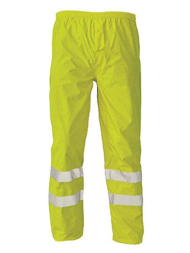 Cerva Gordon Reflektörlü Yağmurluk Pantolonu Sarı