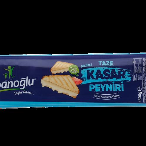 Dilimli Kaşar 1500gr