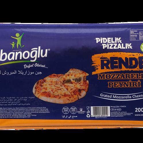 Çobanoğlu Rende Pizza 2kg