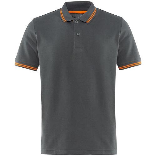Kontrast Polo Yaka Tişört