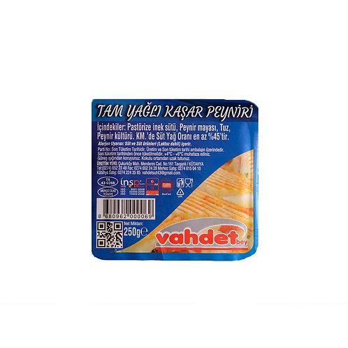 Tam Yağlı Kaşar Peyniri 250g