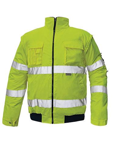 Cerva Clovelly Reflektörlü Mont (Neon Sarı)