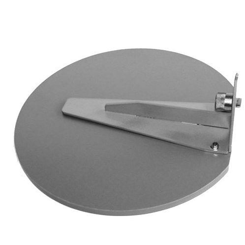 Leaflet Oval Raf