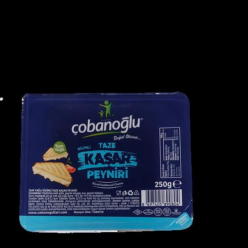 Dilimli Kaşar 250gr