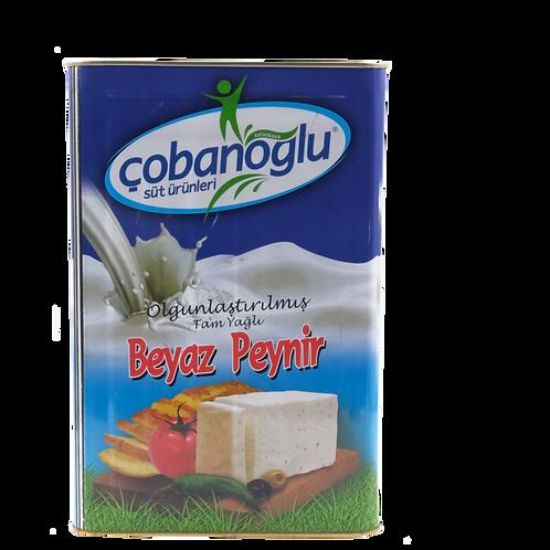 Beyaz Peynir Teneke 19kg