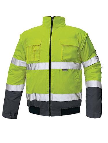 Cerva Clovelly Pilot Mont (Neon Sarı/Lacivert)