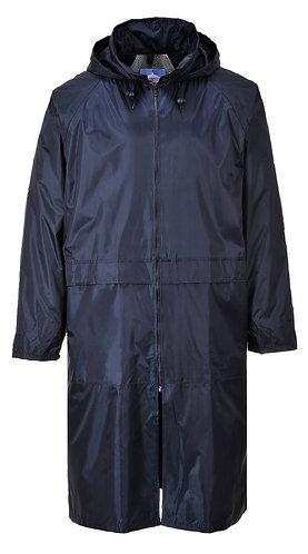 Uzun Yağmurluk Lacivert
