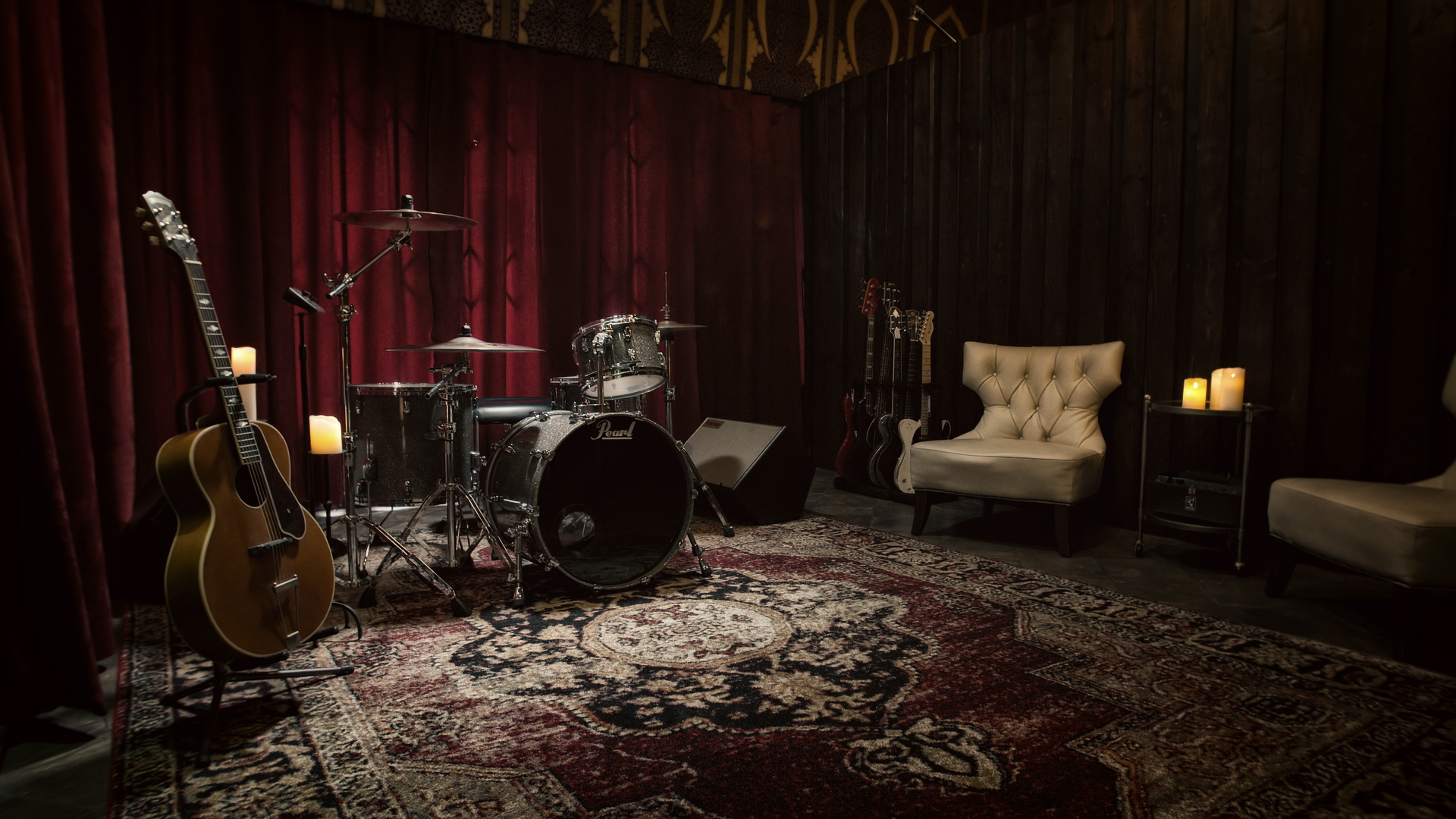 Riott House Studio | GEAR