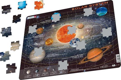 Larsen puzzle Slnečná sústava (slovenská verzia)