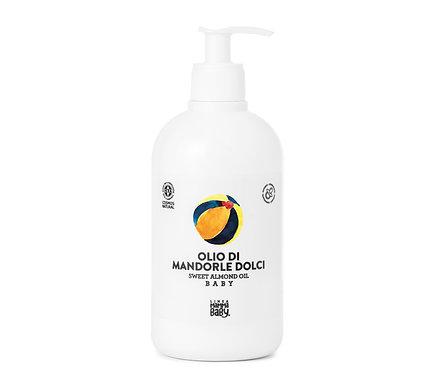 OLIO DI MANDORLE DOLCI - Mandľový olej