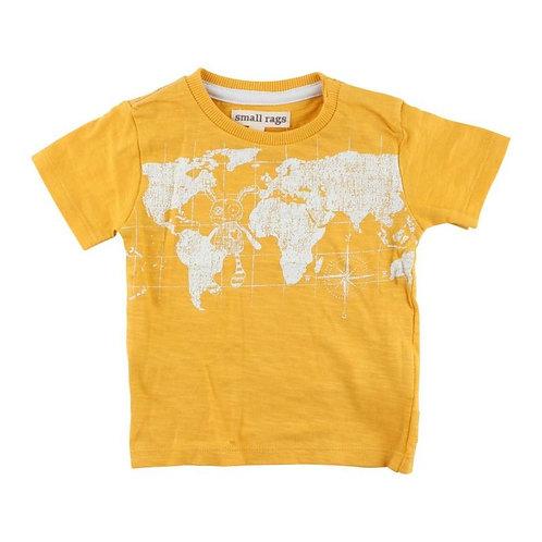 Tričko s krátkym rukávom Small Rags svet