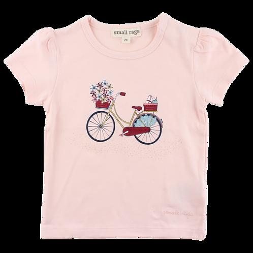 Tričko s krátkym rukávom Small Rags bicykel