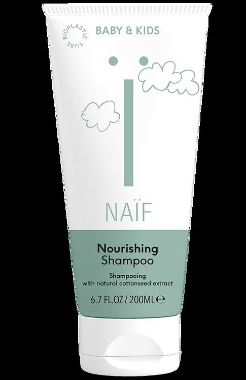 Detský výživný šampón NAIF