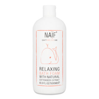 Relaxačná pena do kúpeľa NAIF
