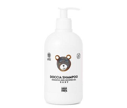 DOCCIA SHAMPOO Sprchový gél a šampón pre deti