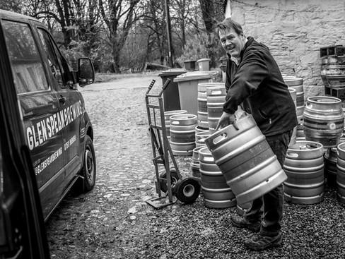 Ian Peter MacDonald, Glen Spean Brewery
