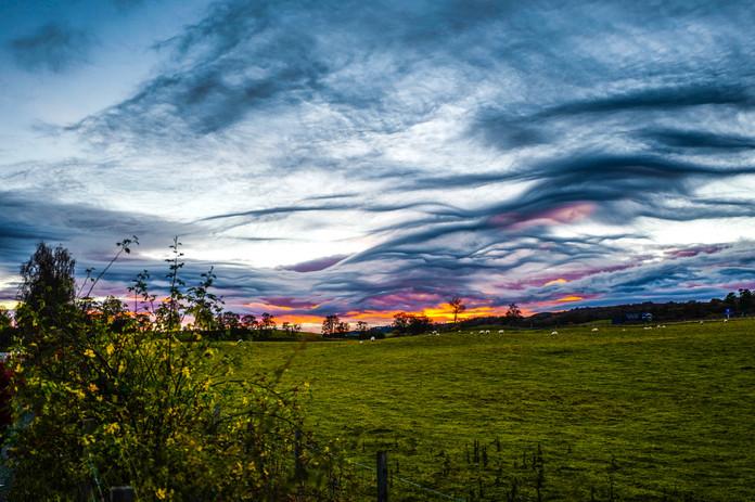 Kingussie Sunset