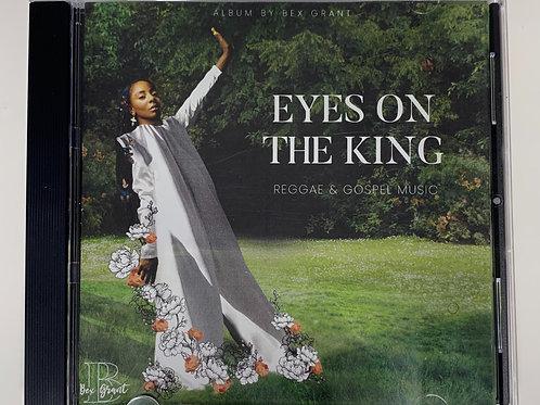 Eyes On The Kings CD