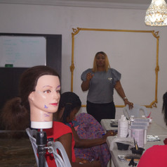 Hair loss and Damage class