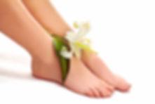 כפות רגליים מטופחות