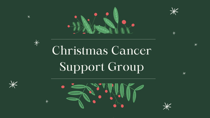 Walthamstow - Life After Cancer - December 2020