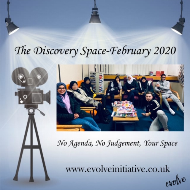 Harrow - An open space for young adults -  February 2020