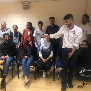 Harrow - An open space for young adults -  June 2019