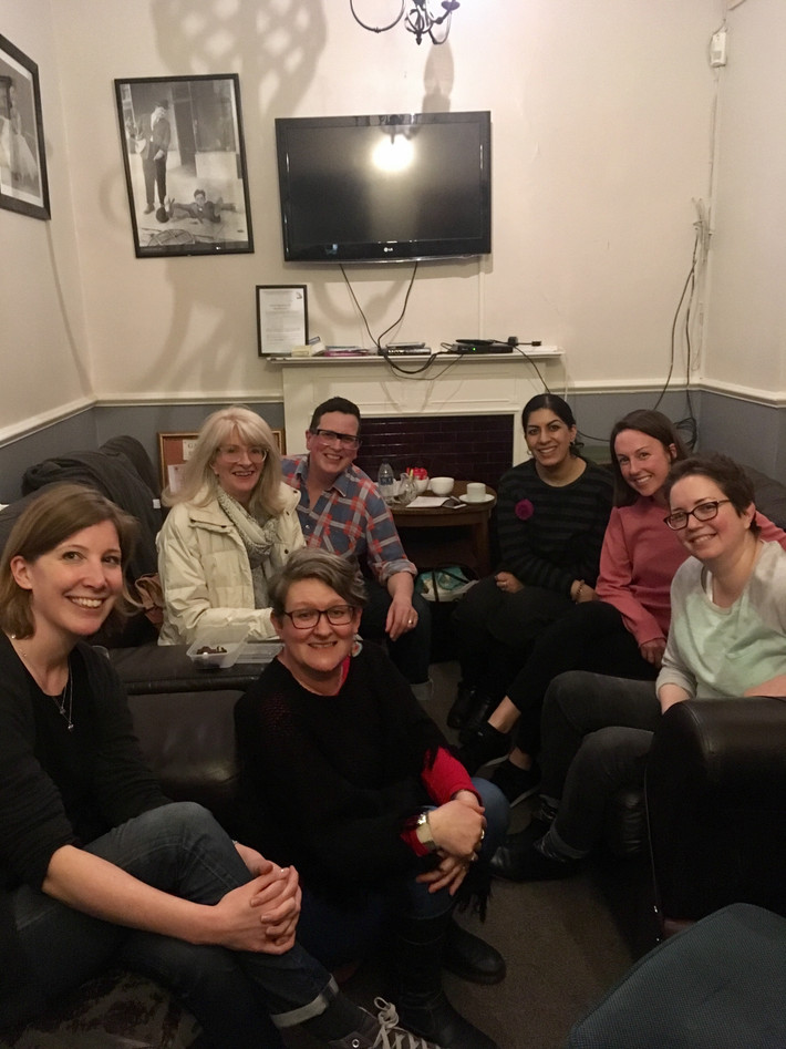 Walthamstow - Life After Cancer - February 2018
