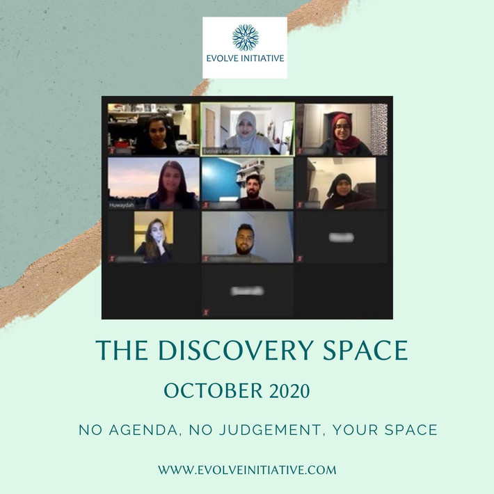 Harrow - An open space for young adults -  October 2020